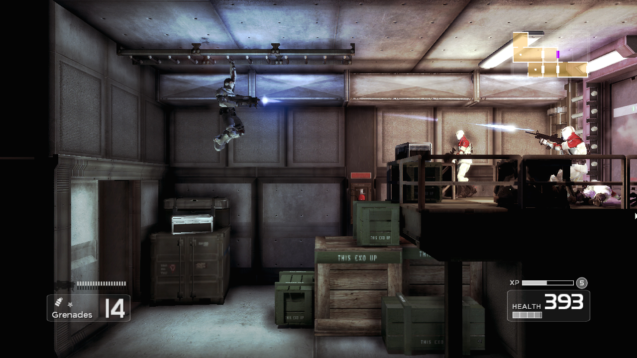 Shadow Complex - Imagem 1 do software