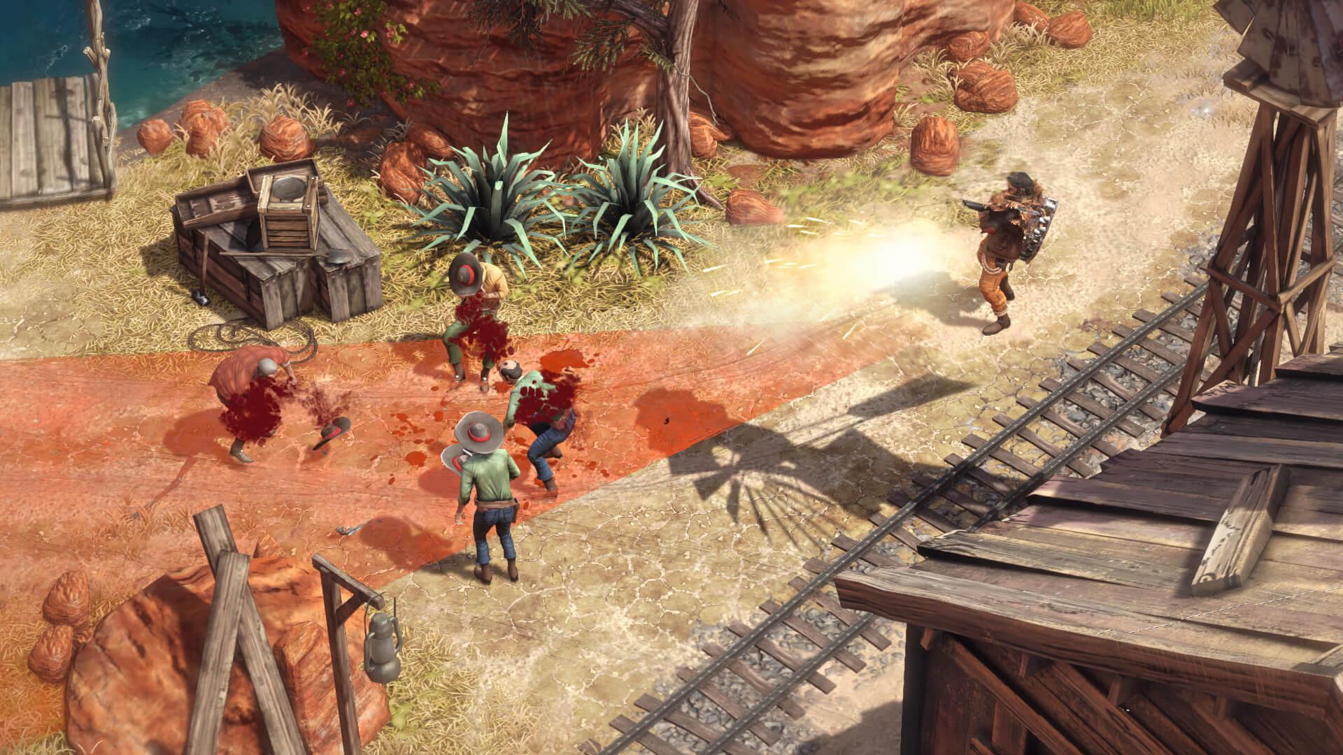 Desperados 3 Desperados Iii Is A Story Driven Hardcore Tactical Stealth Game Set In A Ruthless Wild West Scenario