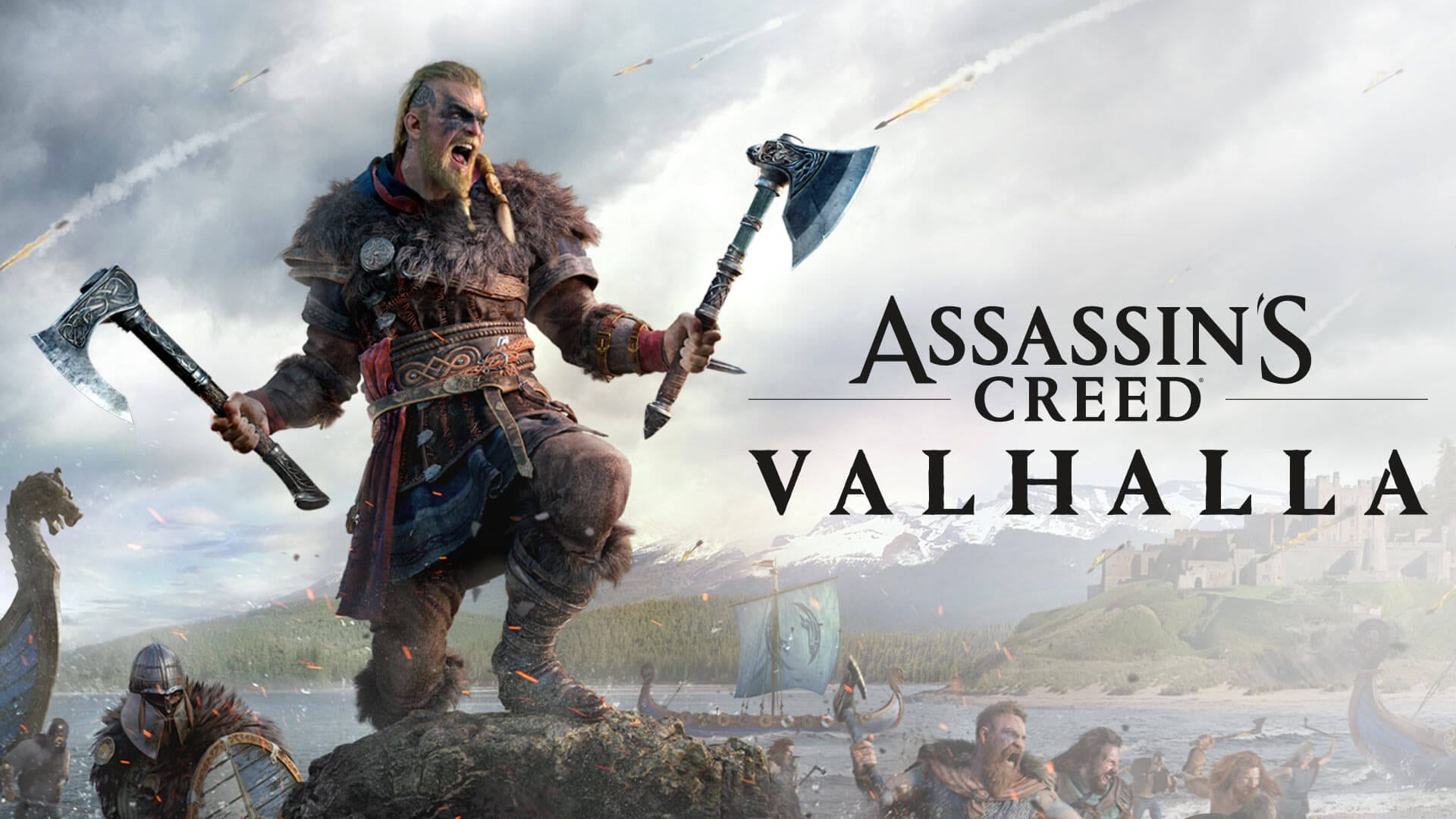 Assassin's Creed Valhalla on the Epic Games Store