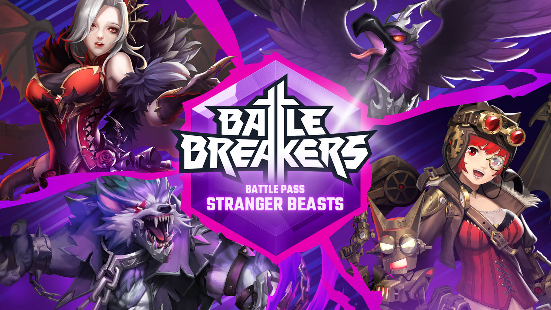 《Battle Breakers》