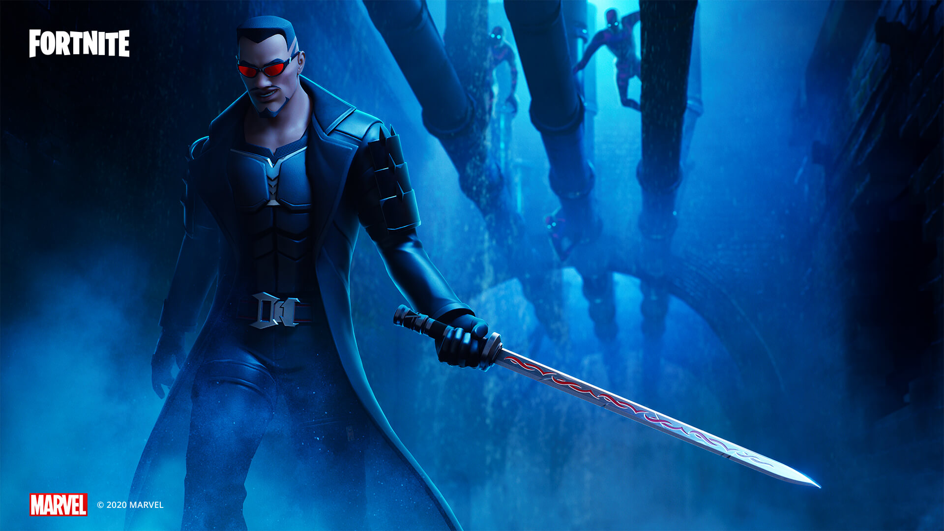 Blade The Daywalker In Fortnite Jpg