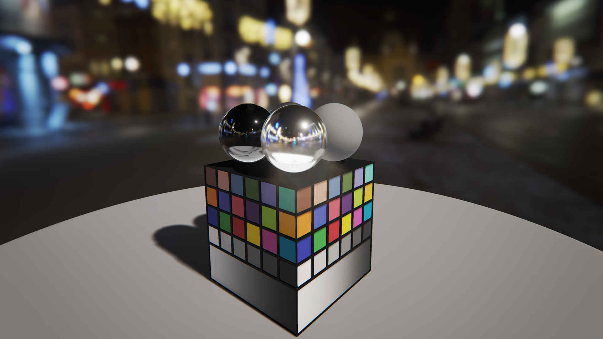 32 HDRIs Lighting Environments by Joost Vanhoutte