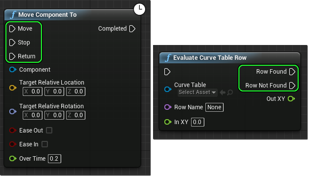 Expand Enum for Output Pins