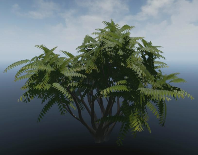 Render a Per Object Shadow Depth Texture