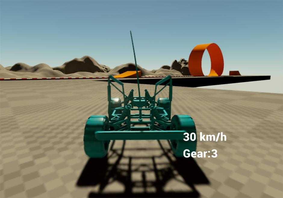 Advance Vehicle Template