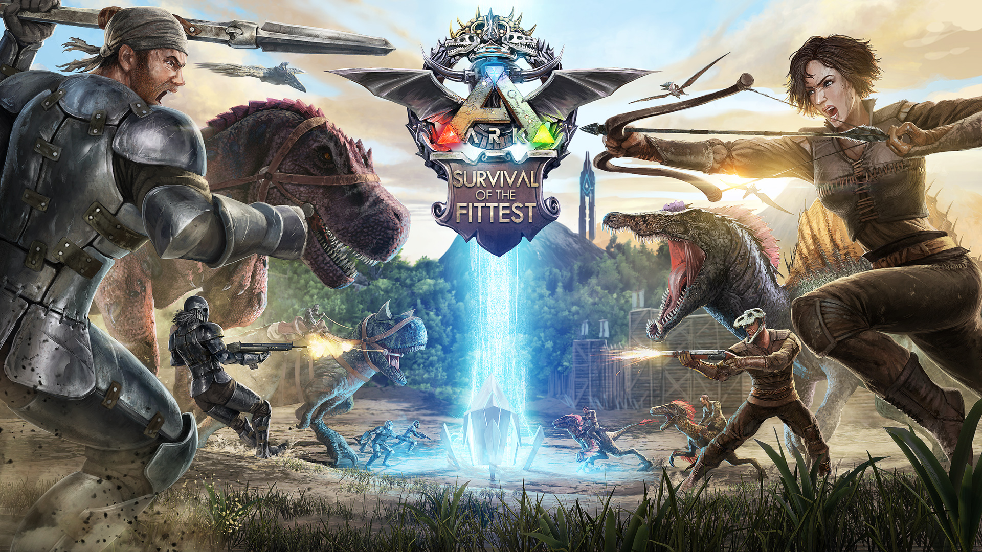download ark mods