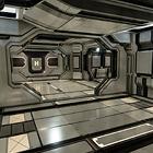 Modular SciFi: Hallways by Jonathon Frederick