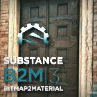 Allegorithmic's Bitmap2Material 3 Pro