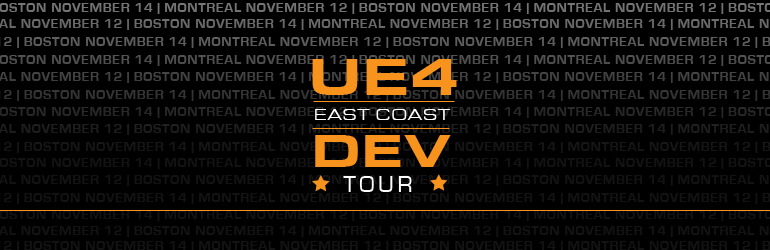 Register Now for the November East Coast Dev Tour