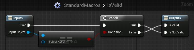 IsValid macro declaration