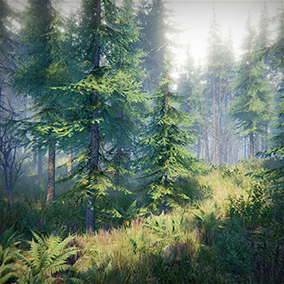 Nature Mega Pack by Manufactura K4