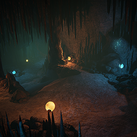 Luos's Modular Rock/Cave Pack by Luos