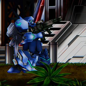2D SciFi Shooter by Quadra