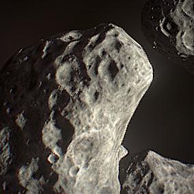 Asteroids by Gargore