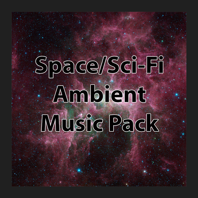 Sci-fi Ambient Music Pack by Taylor Brook Music