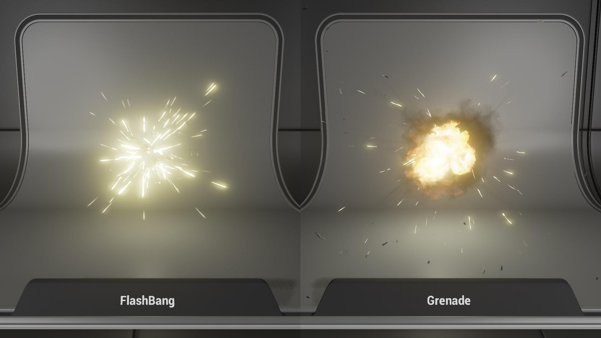 VFX Explosions Pack -Thomas Harle