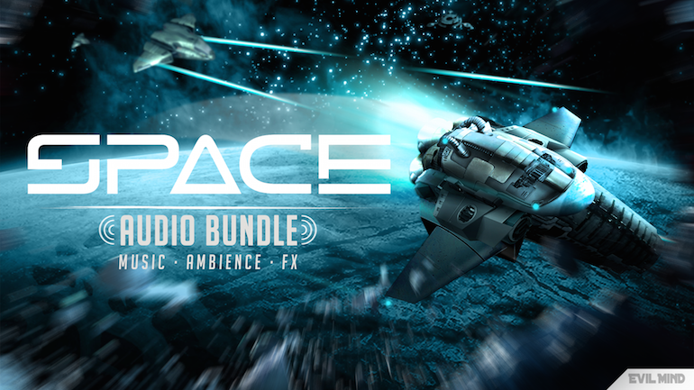 Space Audio Bundle - Evil Mind Entertainment