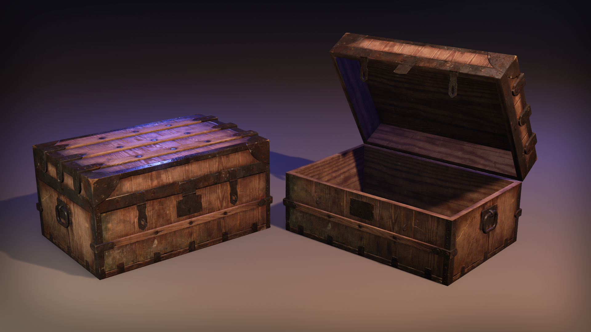 Animated Chests Pack (Ennelia Studio)
