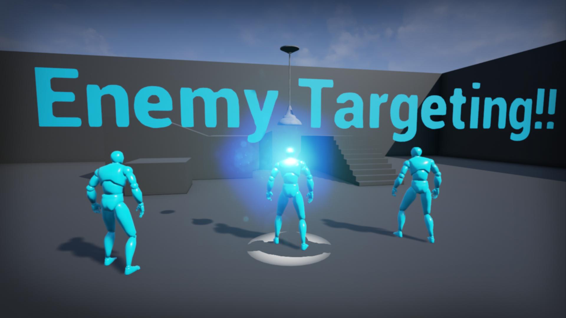 Enemy Targeting System by Maelgrim Studios LLC