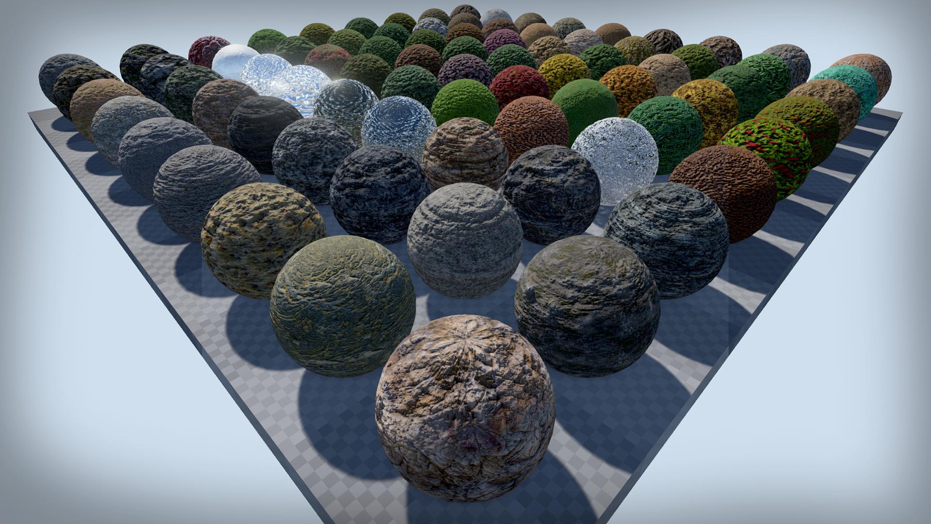 Yughues Nature Materials (Yughues)