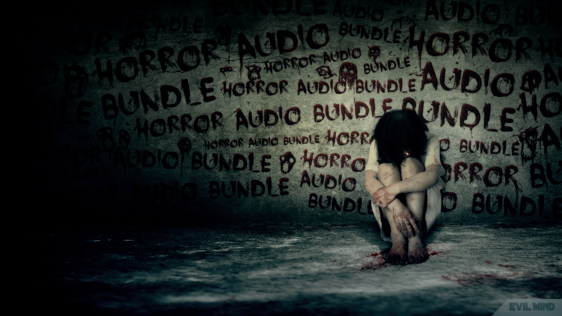 Horror Audio Bundle by Evil Mind