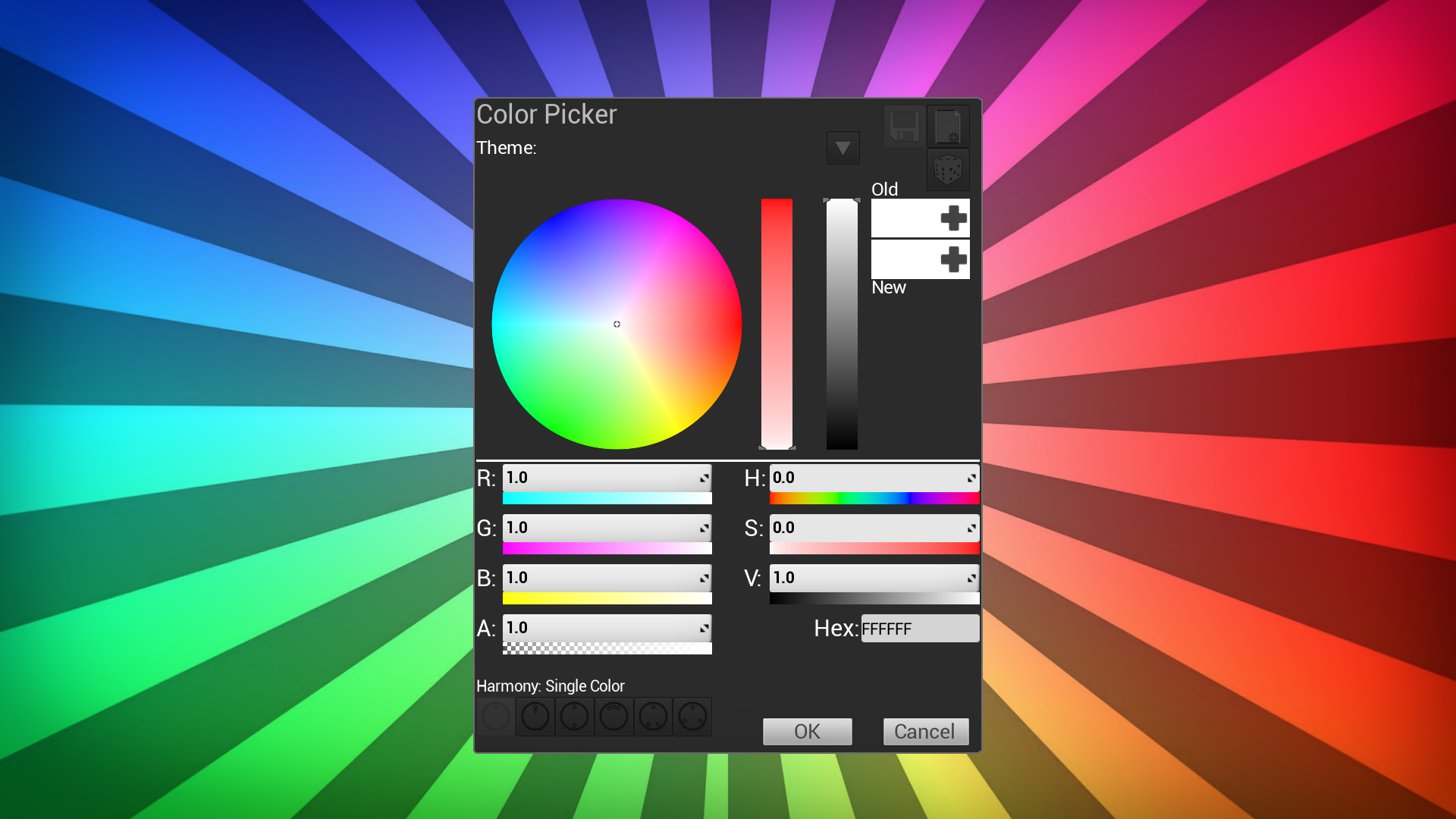 UMG Color Picker by Christopher Sydell