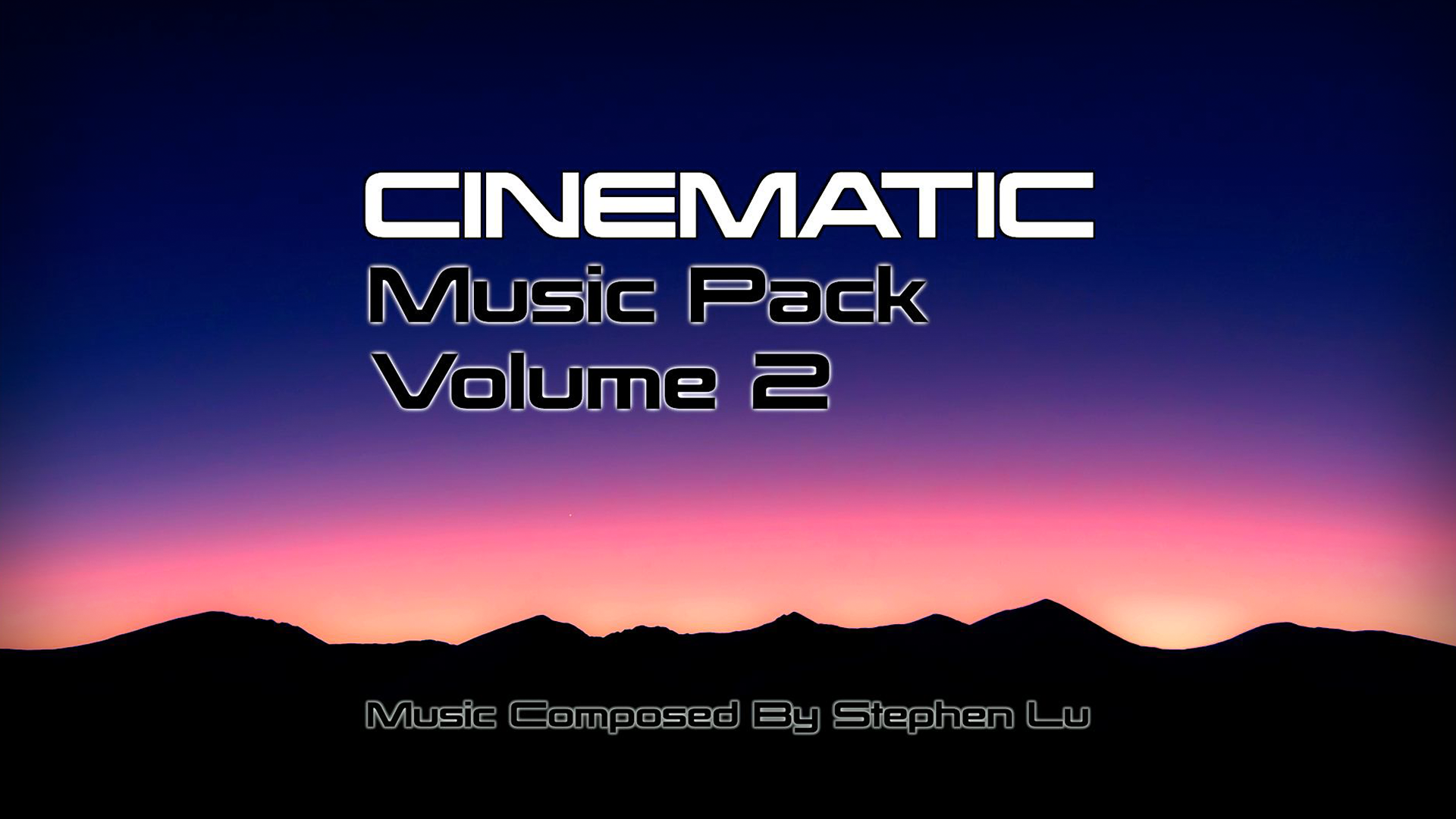 Chibola Productions による Cinematic Music Pack Volume 2