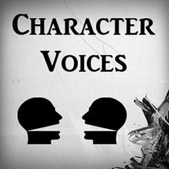 Character Voice -John