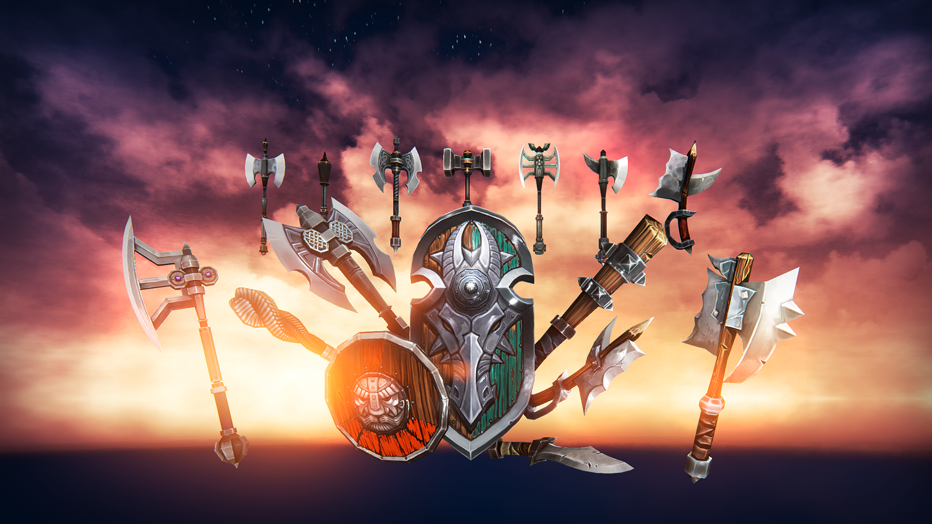 Fantasy Weapon Pack