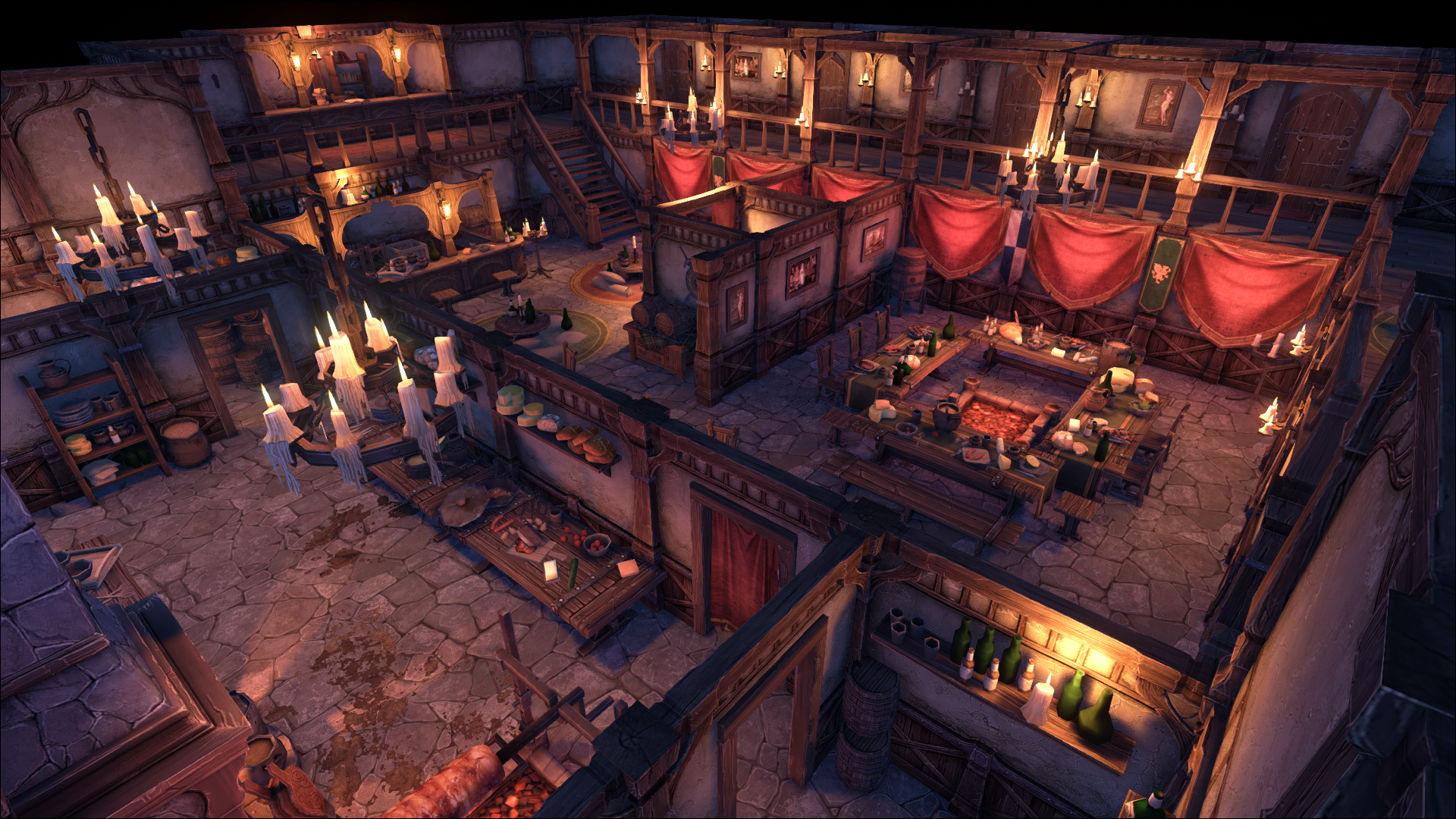 Medieval Inn and Tavern