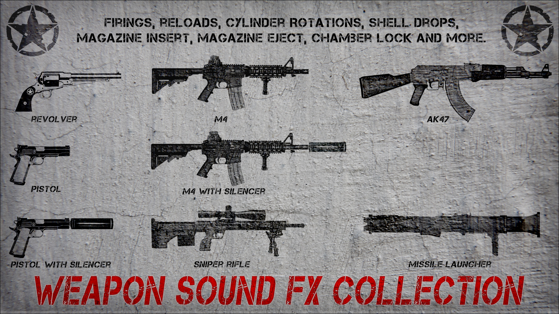 Real Weapon Sound FX