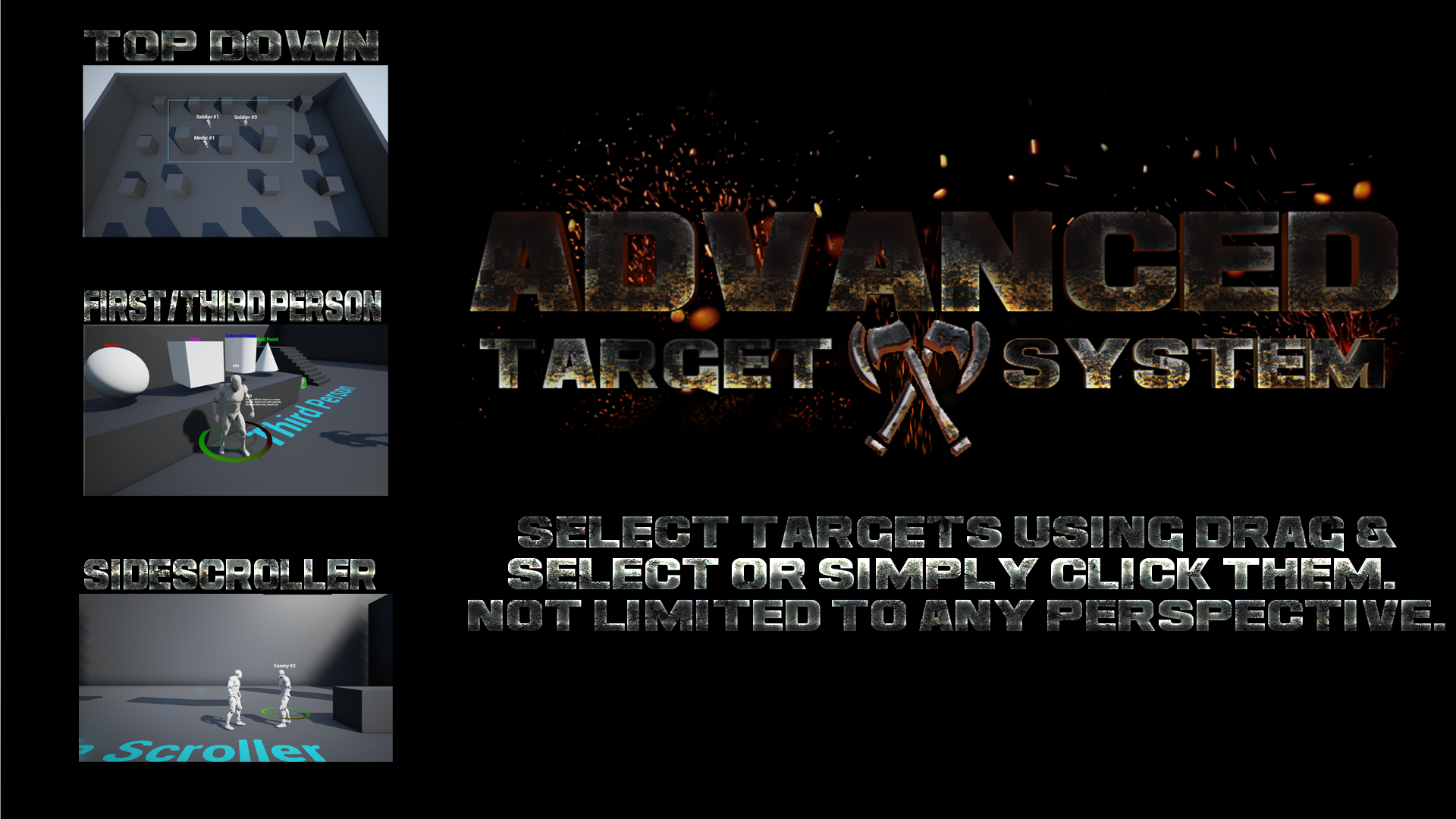 Advanced Targeting System by 24 Gigs