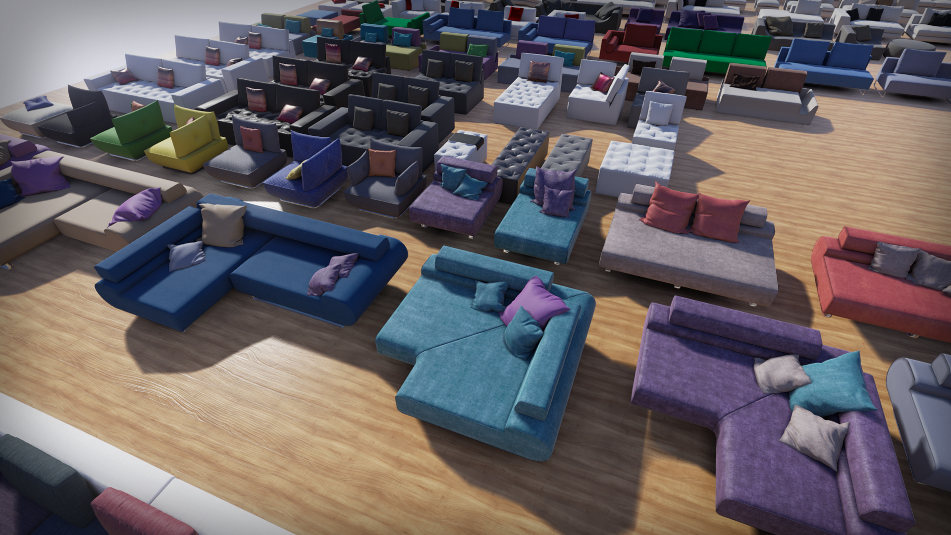 Archmodels for UE Vol 1 by Evermotion