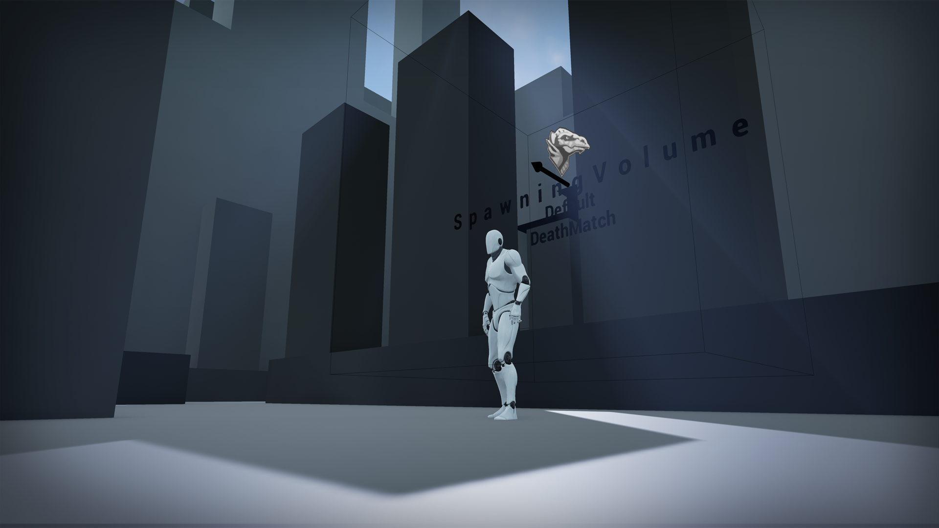 BP Spawning Volumes by Matthew Boatswain