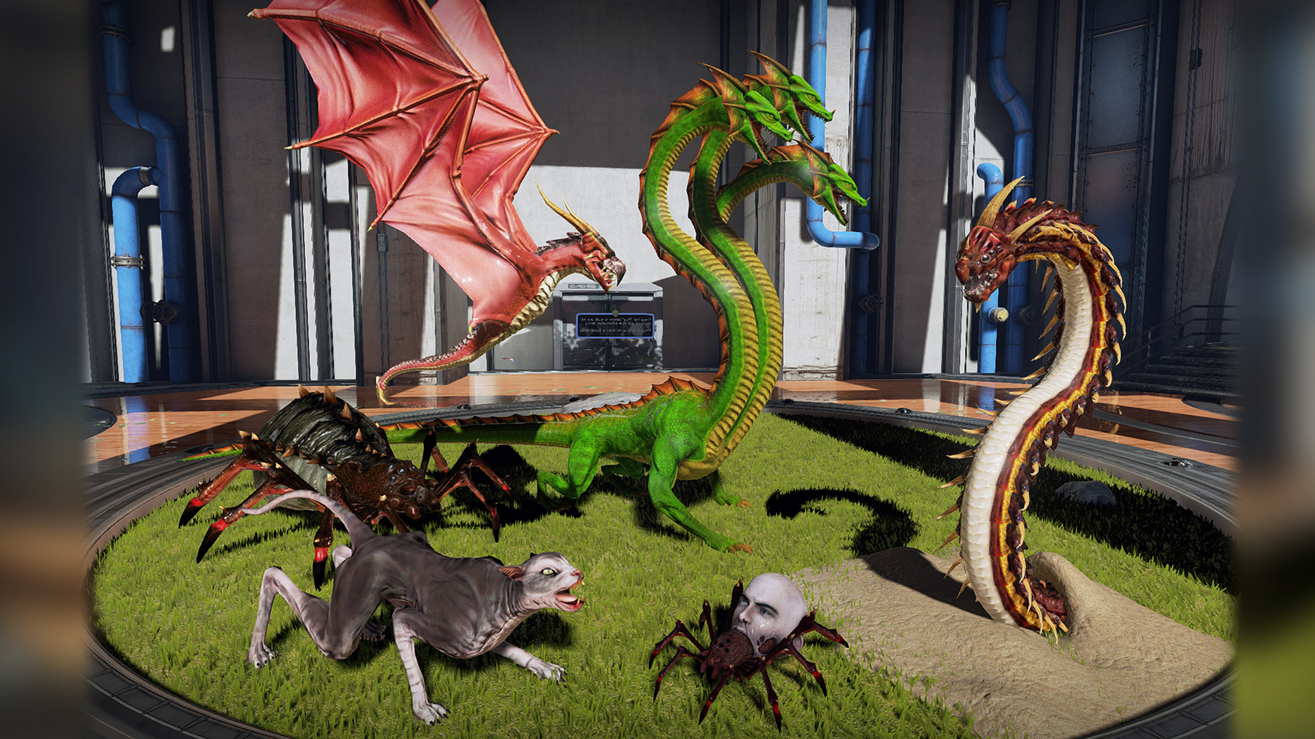 3dFoin Creature Pack 2
