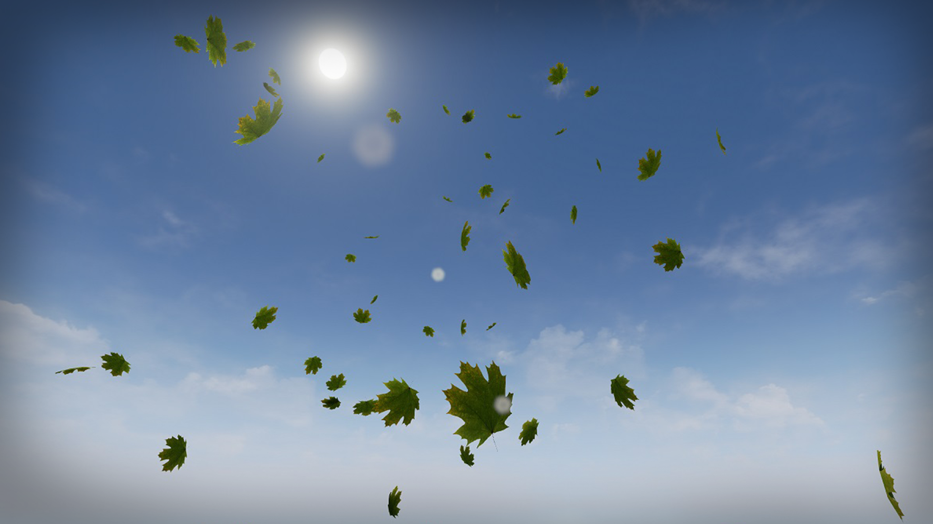 Falling Leaves VFX Pack by Ben Burkart