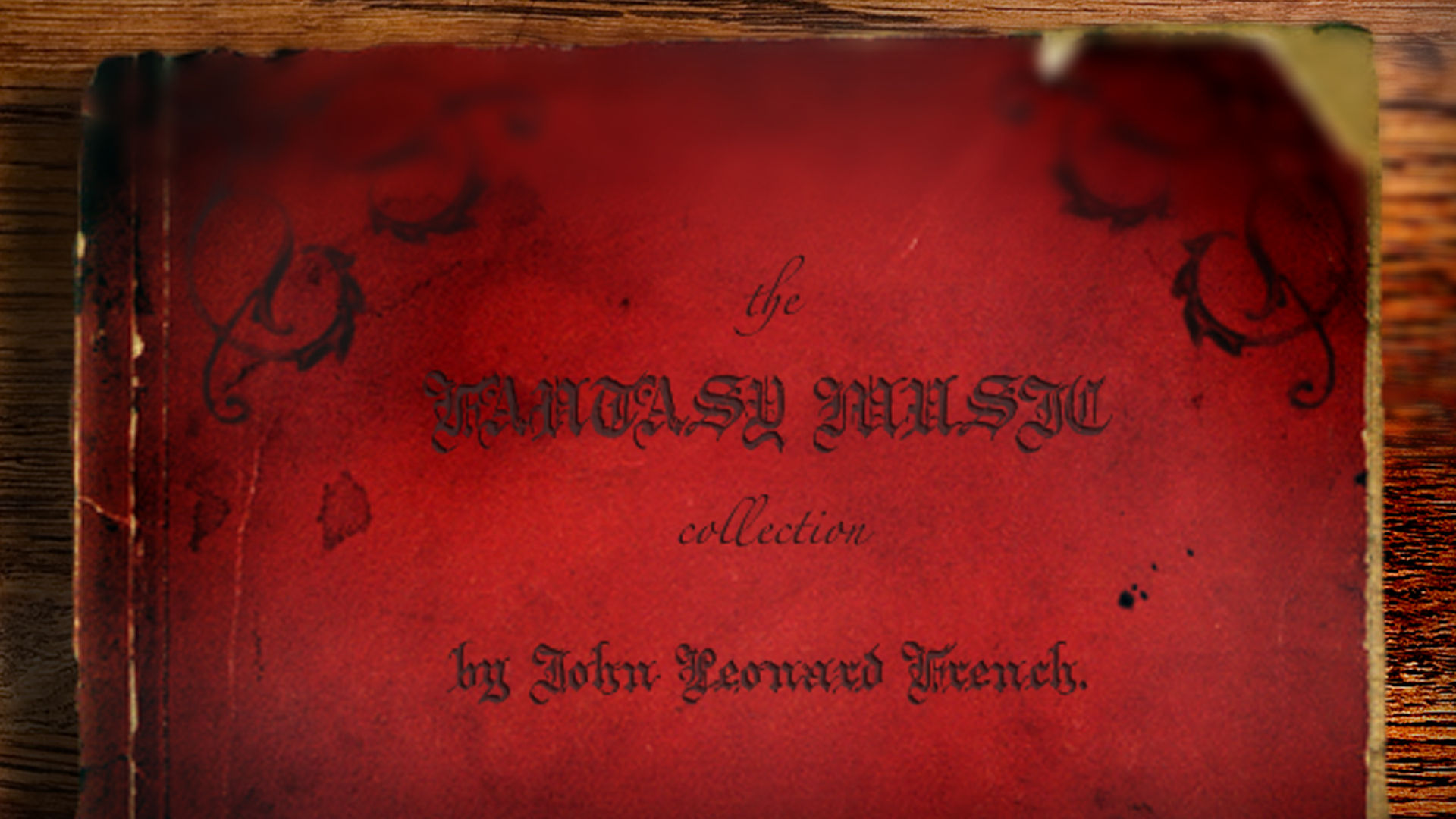 Fantasy Music Collection by John Leonard French