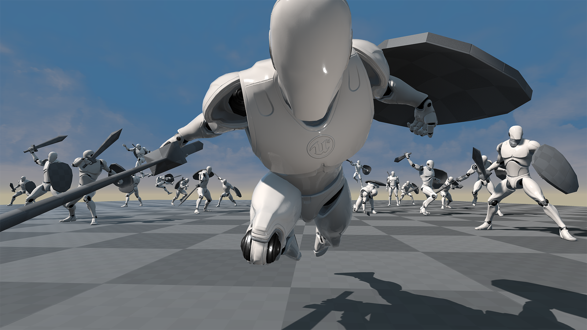 Dynamic Sword Animset by Blueisland A