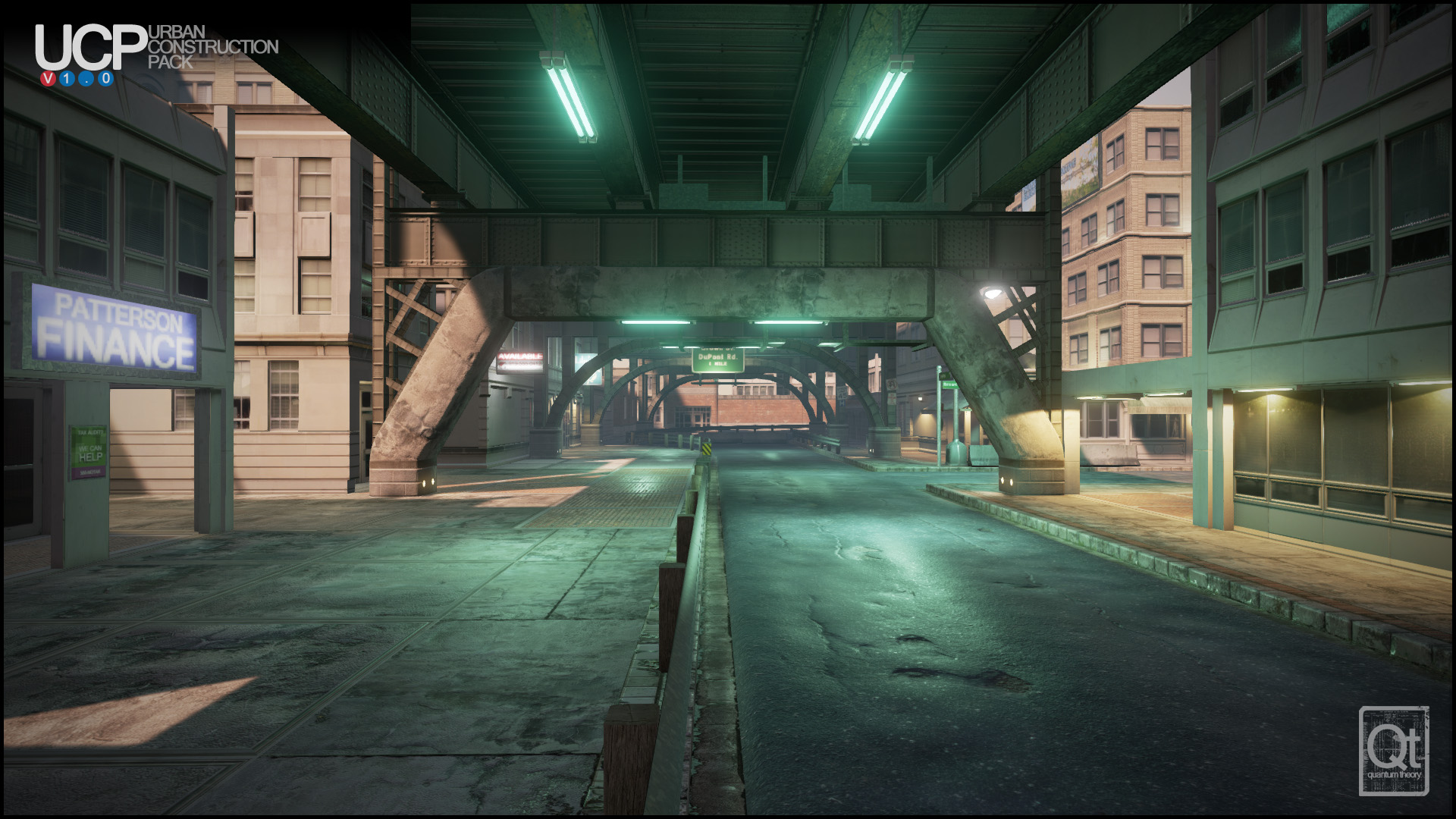 Urban Construction Pack by Quantum Theory Entertainment
