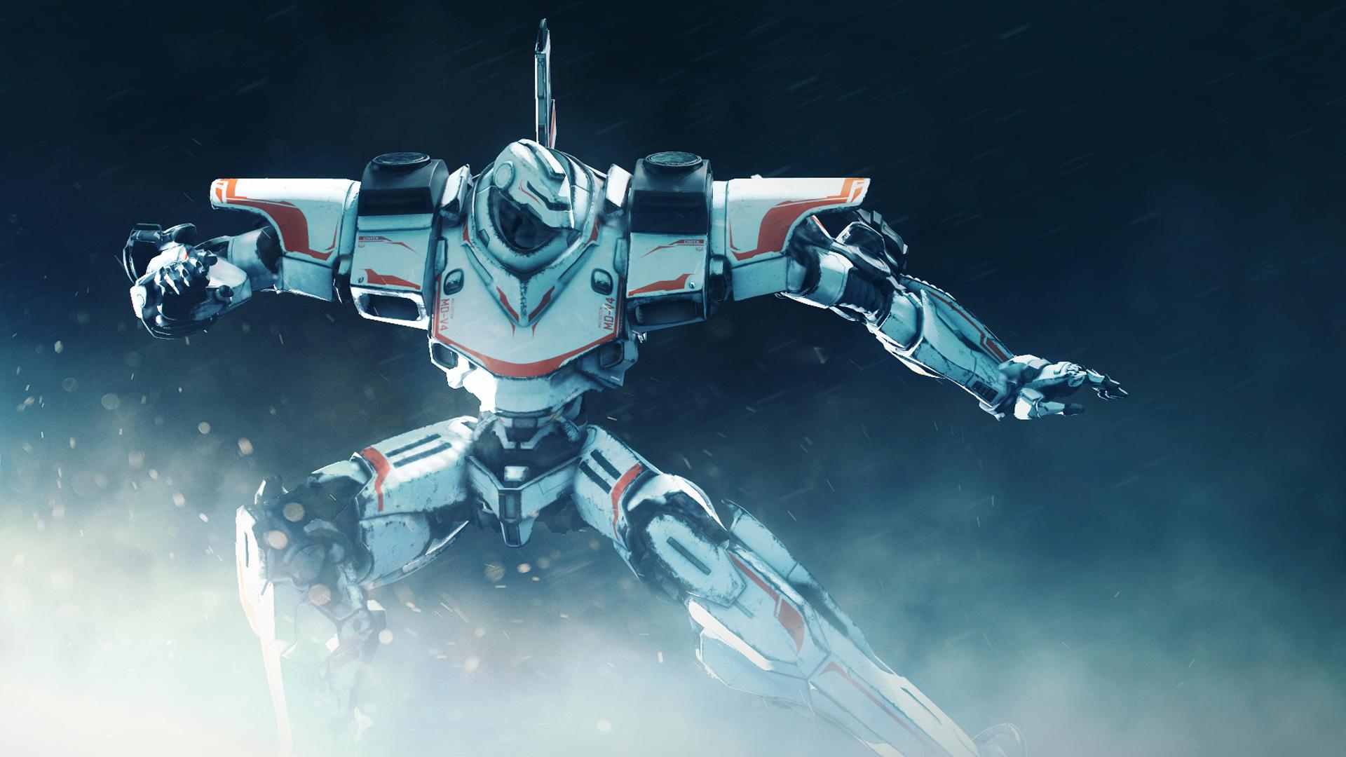 Z-Mech Robot Giant by Tyler G