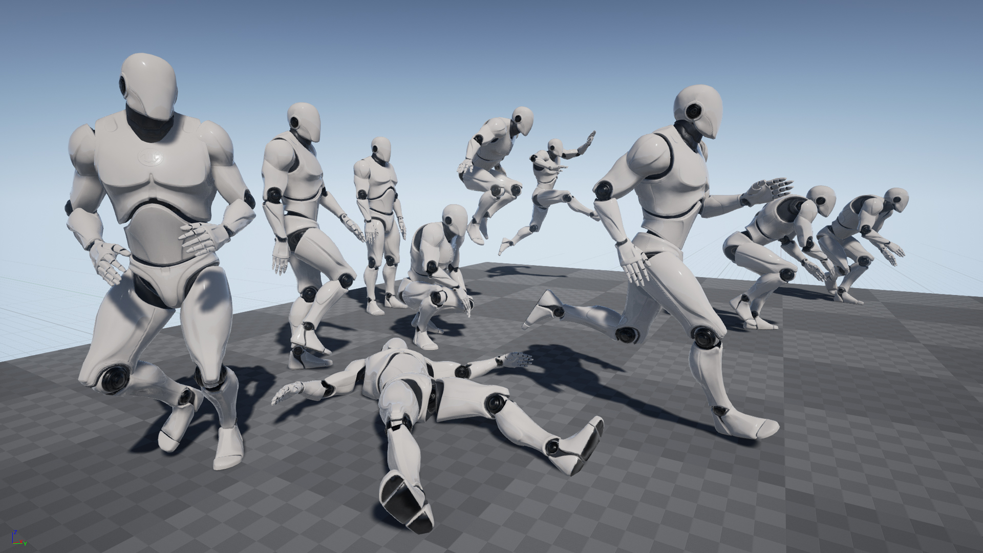 Mobility MoCap Pack 1