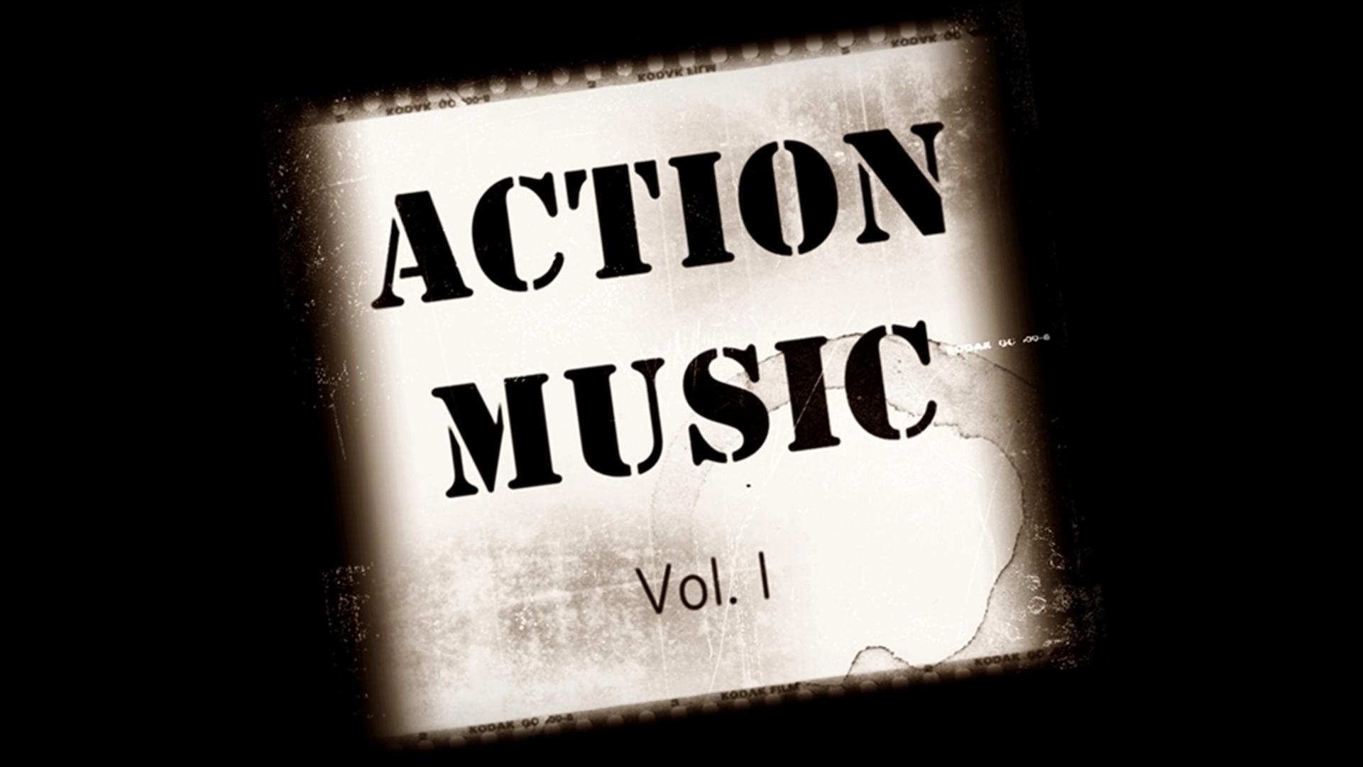 Action Music Vol 1 (Tiago Dias Ferreira)