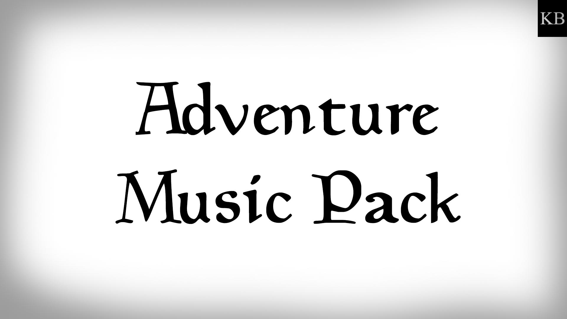 Adventure Music Pack (Kat Bella)