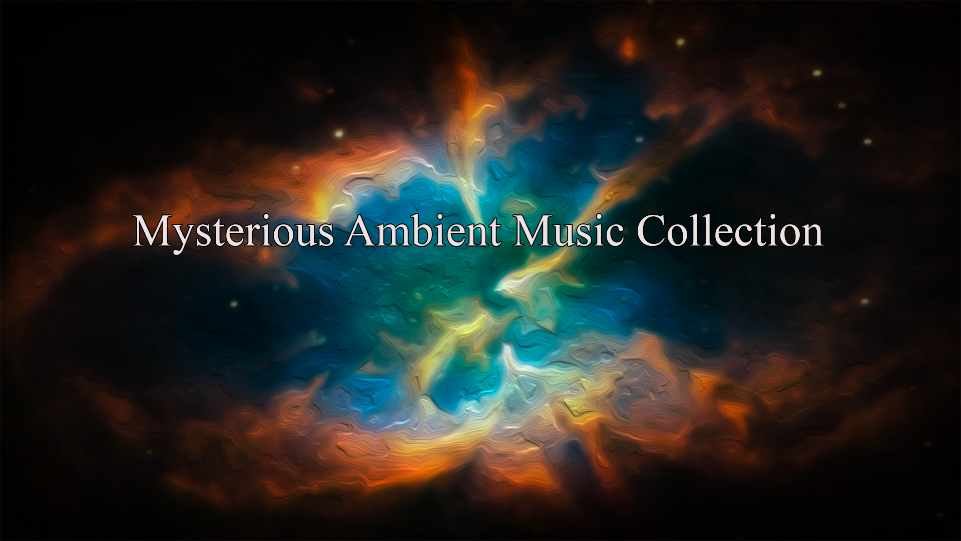 Mysterious Ambient Music by Taylor Brook Music