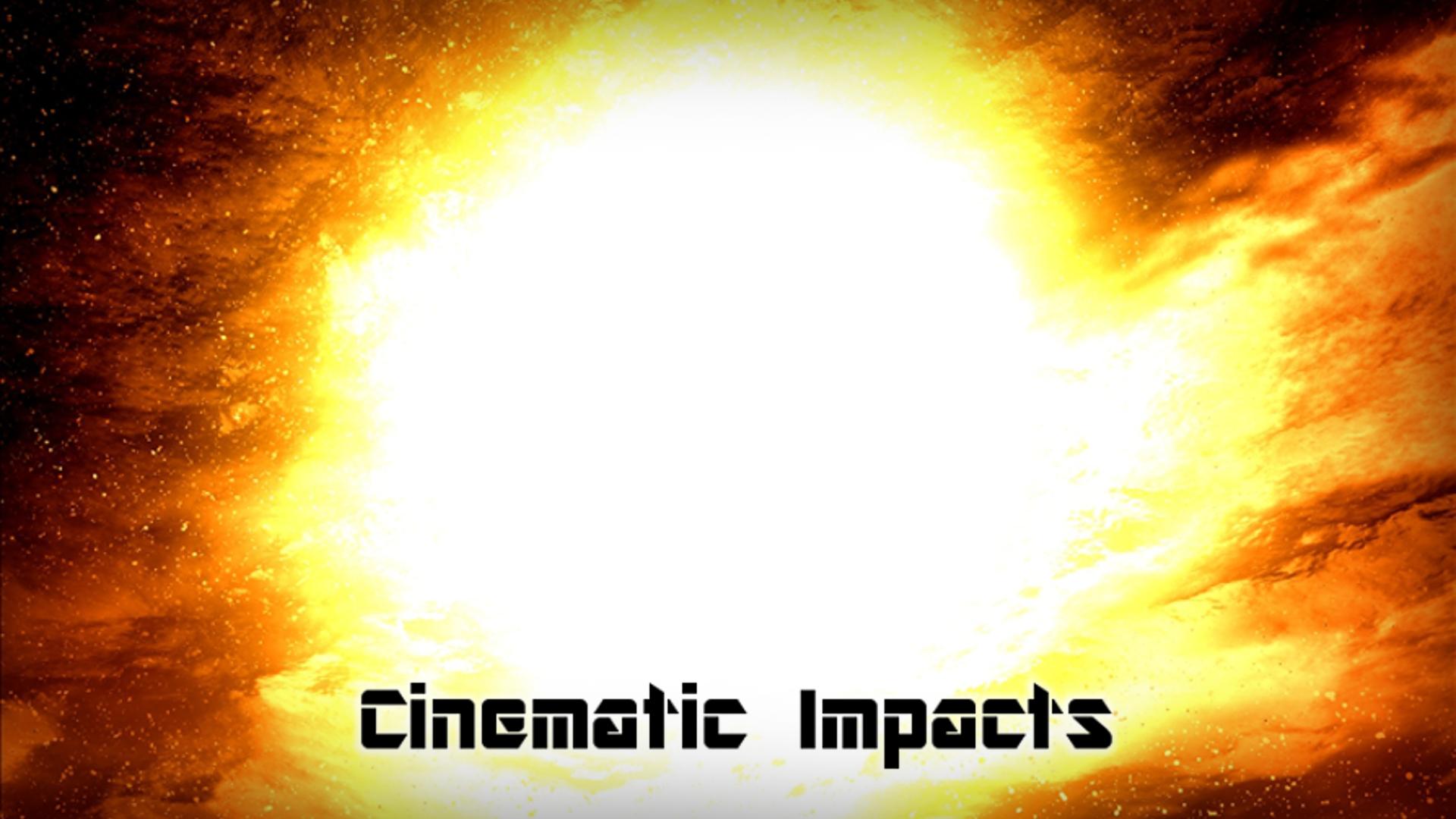 Cinematic Impacts (Alchemy Studio)