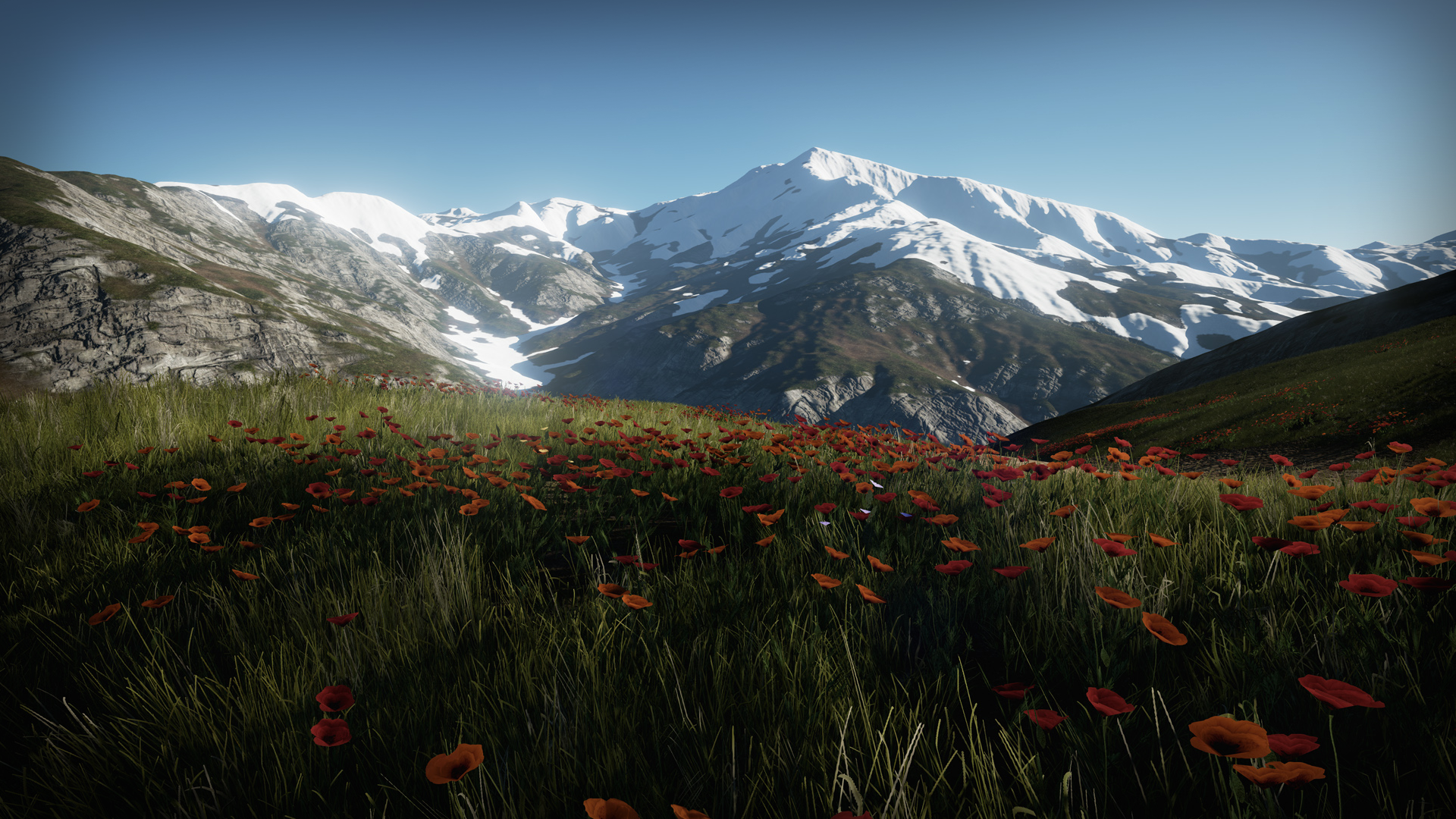 Photorealistic Mountain Pack-2 by Gkan Games