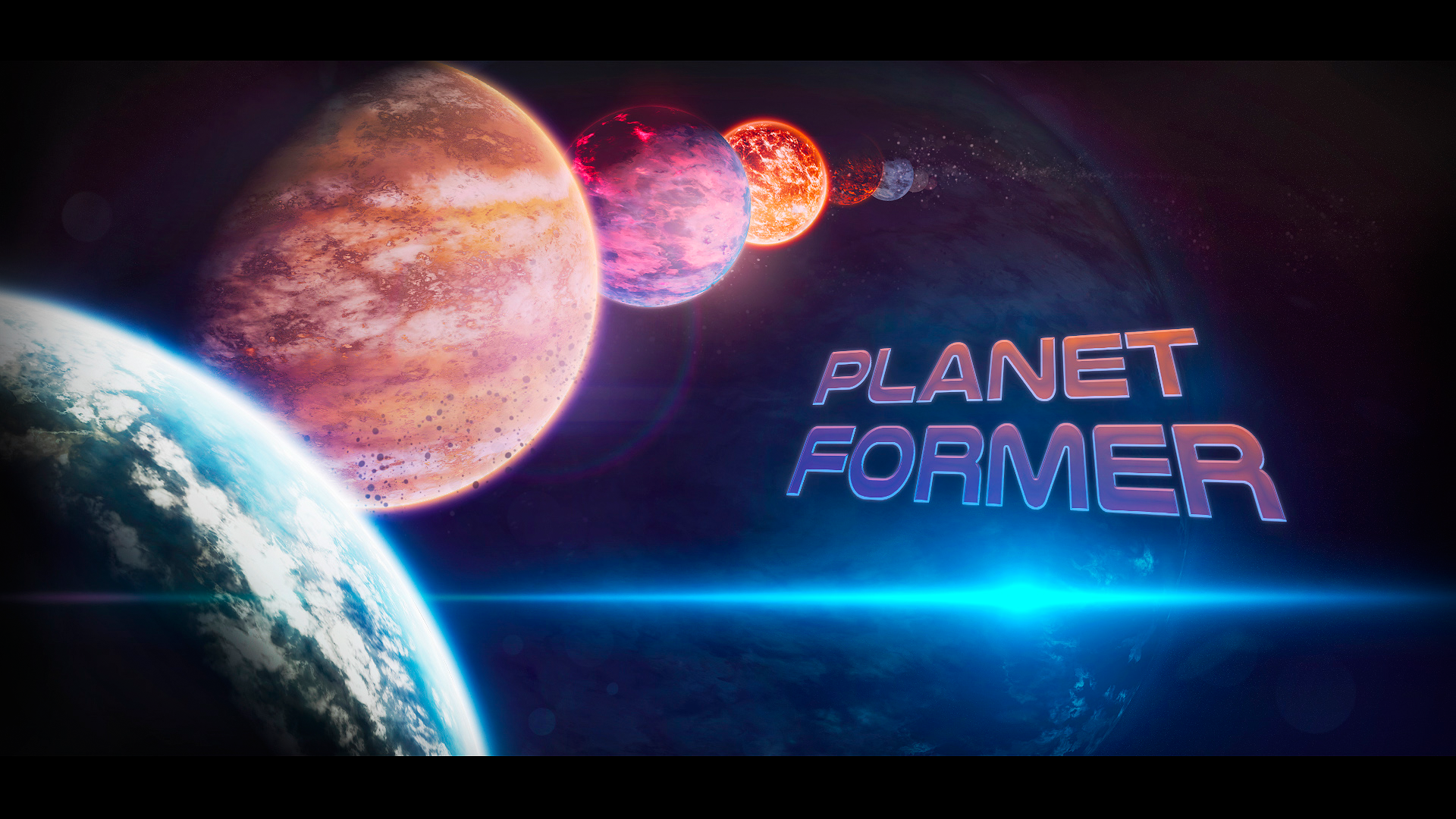 Planet Former by Octopus X