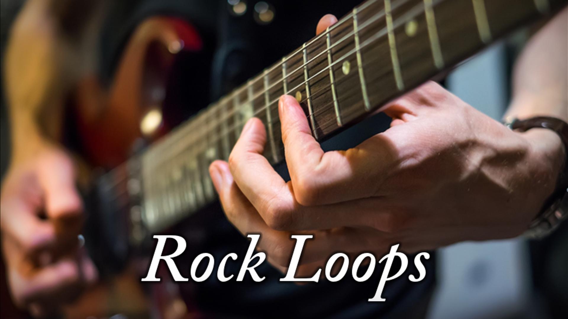 Rock Loops Pack (Alchemy Studio)