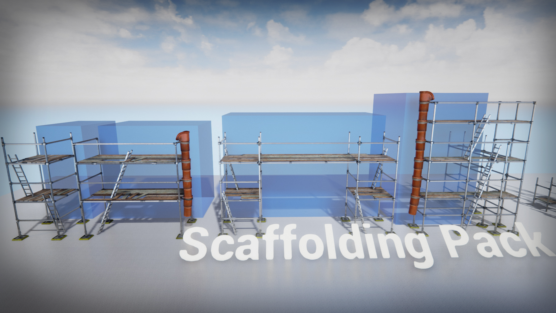 Scaffolding Pack by Mephworks
