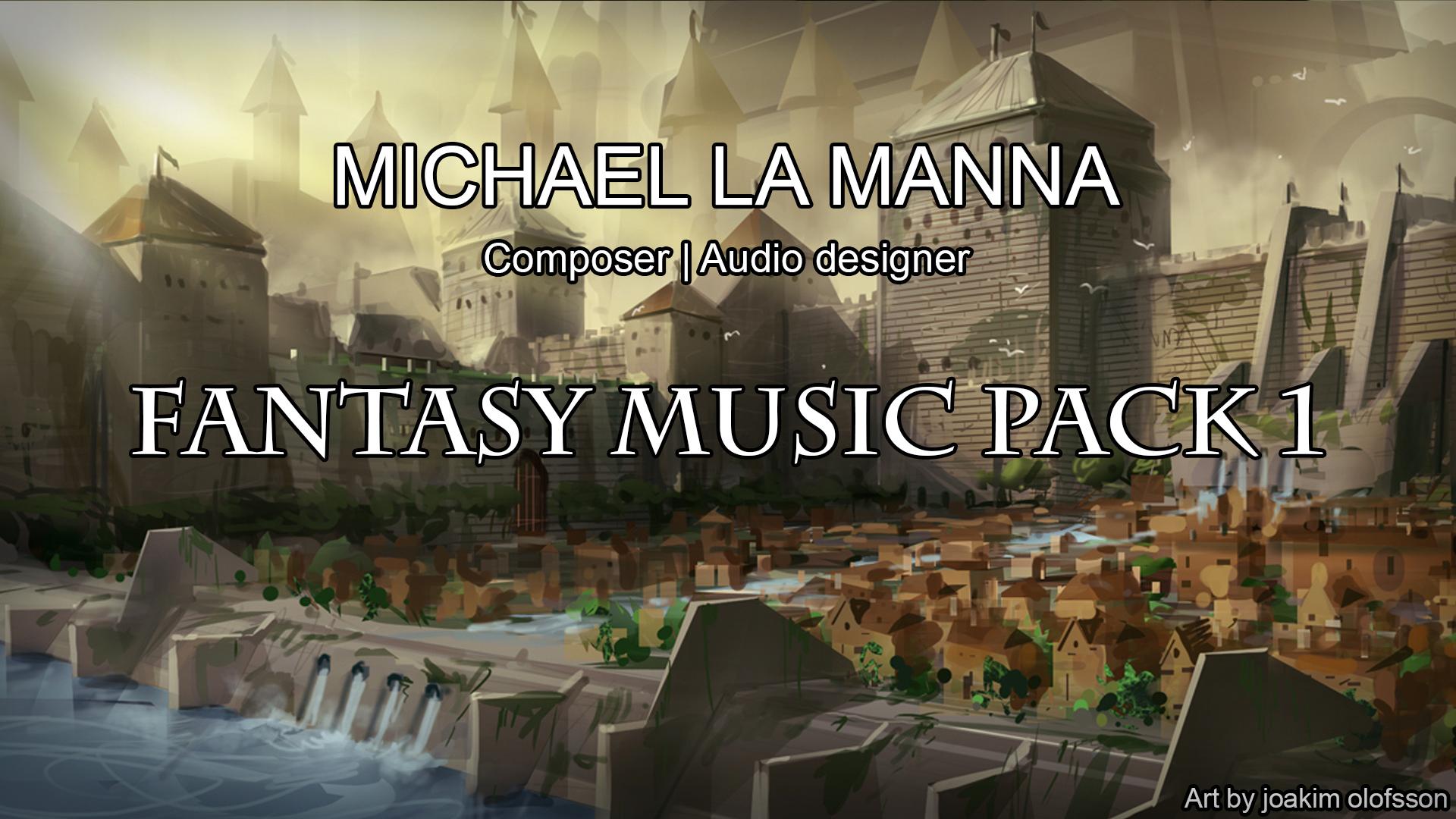 Fantasy Music Pack 1